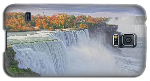 Niagara Falls In Autumn Galaxy S5 Case