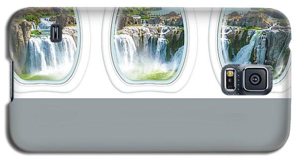 Niagara Falls Porthole Windows Galaxy S5 Case