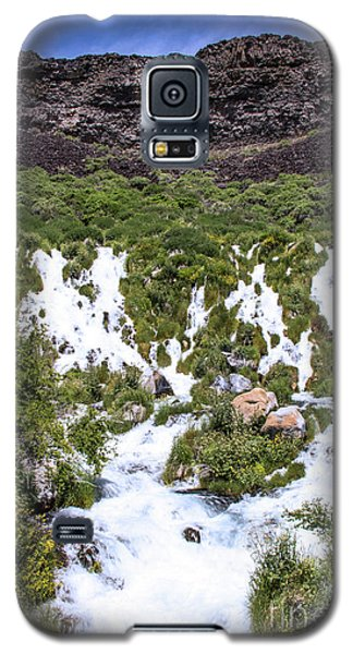 Niagra Springs Idaho Journey Landscape Photography By Kaylyn Franks  Galaxy S5 Case