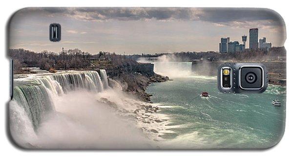 Niagra Waterfalls Galaxy S5 Case