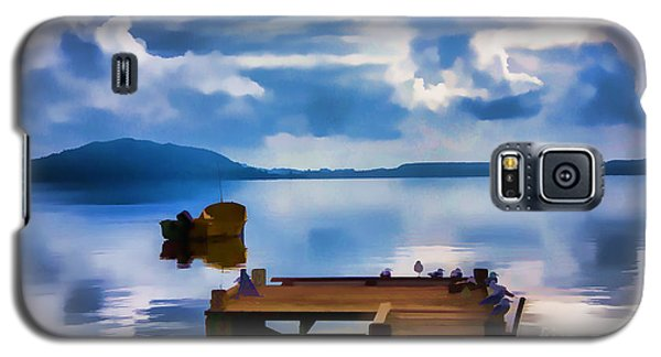 Nice Dock Galaxy S5 Case by Rick Bragan