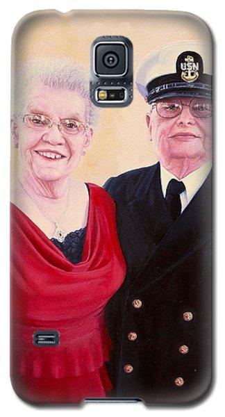 Nichols Portrait Galaxy S5 Case