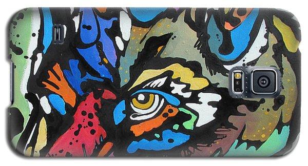 Nico The Coyote Galaxy S5 Case