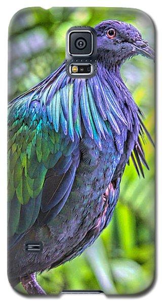 Nicobar Among Palms Galaxy S5 Case
