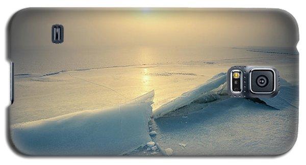 Galaxy S5 Case featuring the photograph Niflheim by Davorin Mance