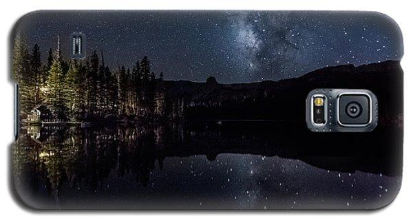 Night At Lake Mamie Galaxy S5 Case