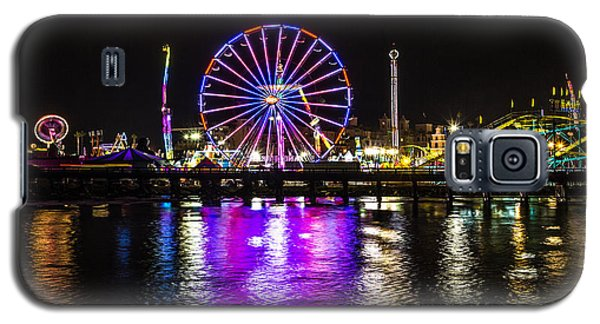 Night At The Carnival Galaxy S5 Case