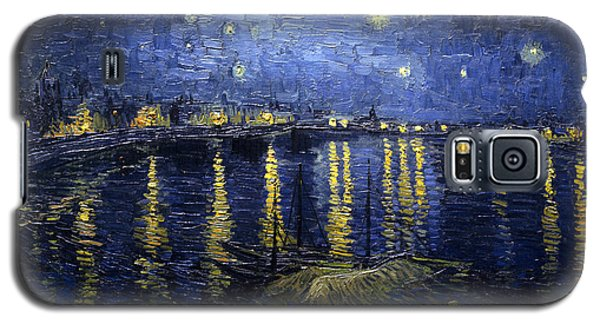 Night At The Lake Galaxy S5 Case