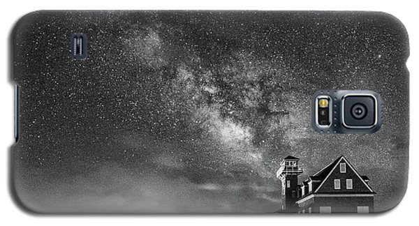 Night At The Station Galaxy S5 Case