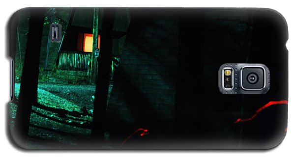 Traveling Aura Galaxy S5 Case