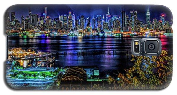 Night Beauty Galaxy S5 Case