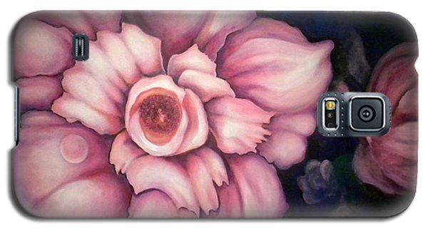 Night Blooms Galaxy S5 Case