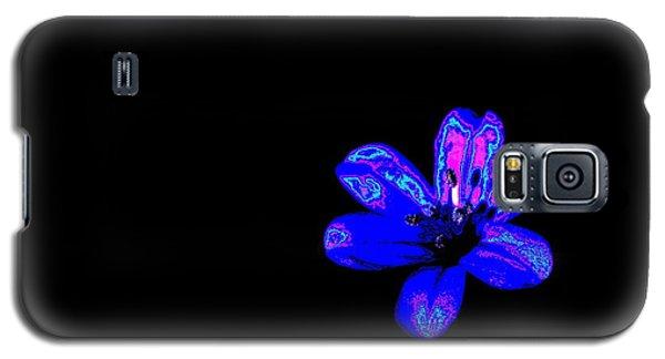 Night Blue Galaxy S5 Case by Richard Patmore
