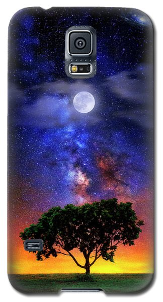Night Colors Galaxy S5 Case