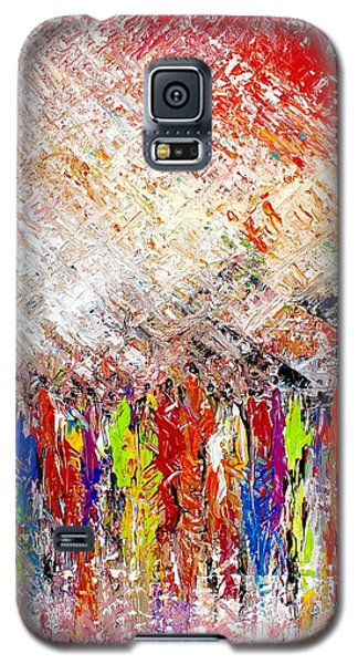 Night Covers Us Galaxy S5 Case