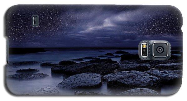 Night Enigma Galaxy S5 Case by Jorge Maia