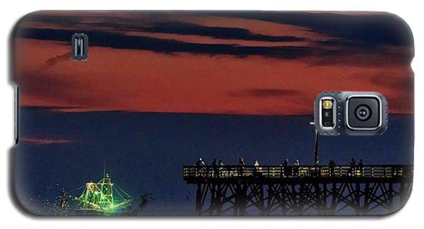 Night Fishing Galaxy S5 Case