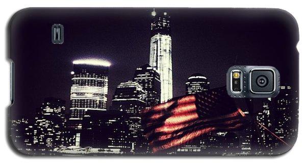 Night Flag Galaxy S5 Case