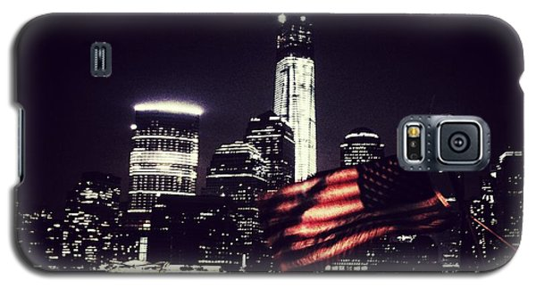 Night Flag Galaxy S5 Case