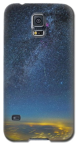 Night Flight Galaxy S5 Case