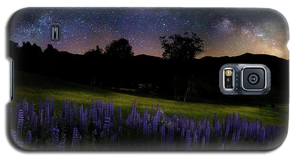 Galaxy S5 Case featuring the photograph Night Flowers by Bill Wakeley
