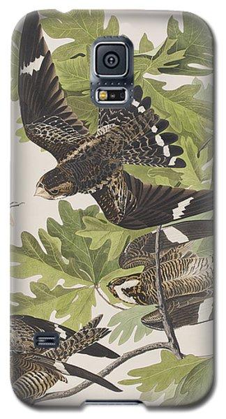 Night Hawk Galaxy S5 Case by John James Audubon