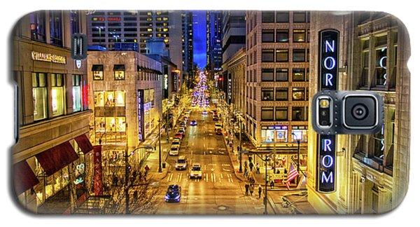 Night In Seattle Galaxy S5 Case