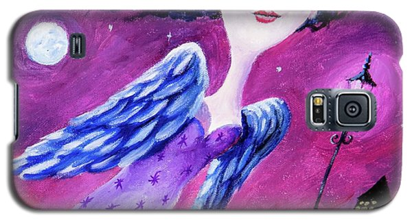 Night In The City Galaxy S5 Case