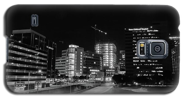Galaxy S5 Case featuring the photograph Night In The Medical Center by Joshua House