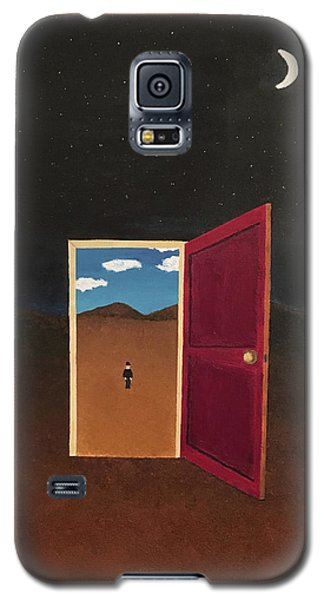 Night Into Day Galaxy S5 Case