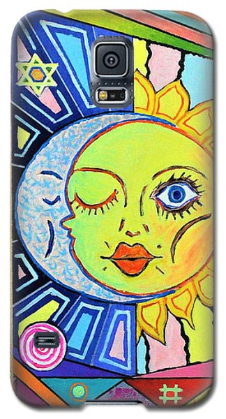 Night Kisses Daylight Galaxy S5 Case by Jeremy Aiyadurai