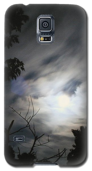Galaxy S5 Case featuring the photograph Night Light by Diane Merkle