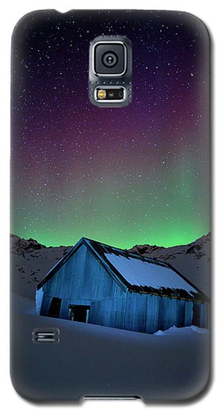 Night Light Galaxy S5 Case