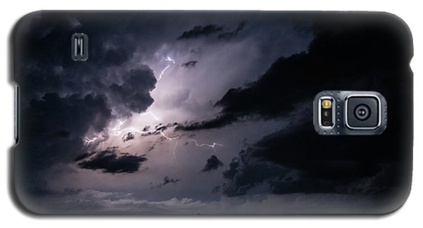 Night Lightening Galaxy S5 Case