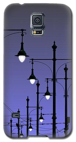 Night Lights Galaxy S5 Case
