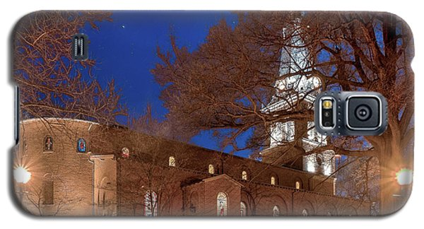 Night Lights St Anne's In The Circle Galaxy S5 Case