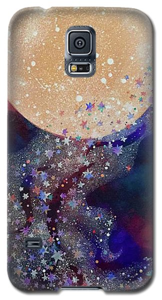 Night Magic Galaxy S5 Case