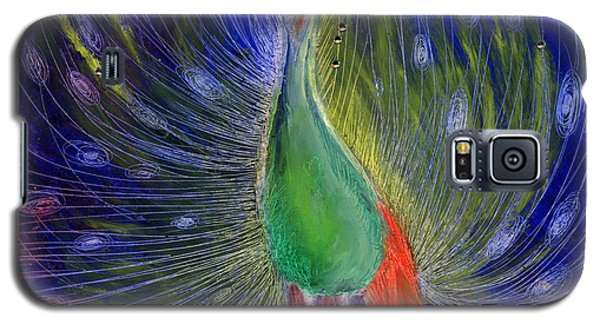 Night Of Light Galaxy S5 Case by Nancy Moniz