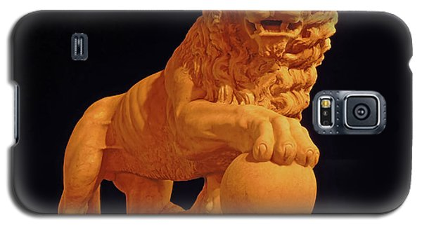 Night Of The Lion Galaxy S5 Case