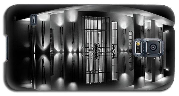 Night Reflection Galaxy S5 Case by M G Whittingham