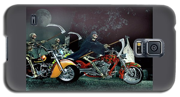 Night Riders Galaxy S5 Case