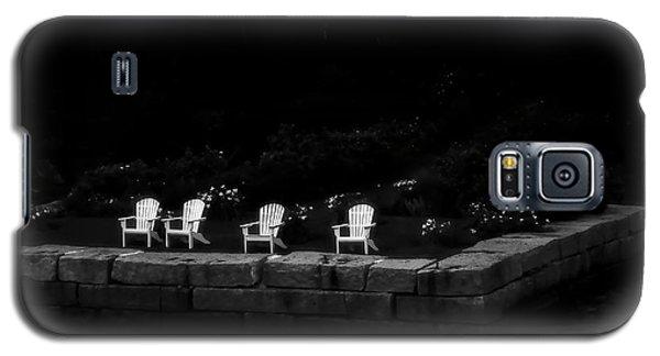 Night Sitting Galaxy S5 Case by Richard Bean