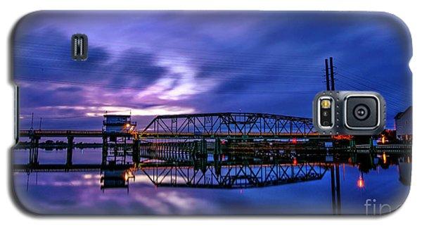 Night Swing Bridge Galaxy S5 Case