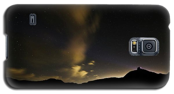 Night Time At Palo Duro Canyon State Park - Texas Galaxy S5 Case