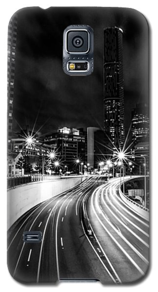 Night Time In The City  Galaxy S5 Case
