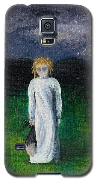 Night Walk Galaxy S5 Case