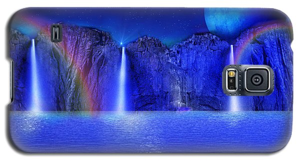 Galaxy S5 Case featuring the photograph Nightdreams by Bernd Hau