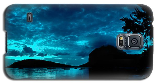 Nightfall In Mauritius Galaxy S5 Case