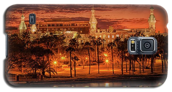 Nightfall In Tampa Galaxy S5 Case