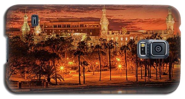 Nightfall In Tampa Galaxy S5 Case
